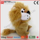 En71 het Zachte/Gevulde Speelgoed van de Leeuw van het Dier/van de Baby van de Pluche voor Jonge geitjes/Kinderen
