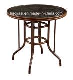 옥외 /Rattan/정원은/안뜰 호텔 가구 등나무 Chair& 테이블 놓았다 (HS 2098년 &HS 6098DT)