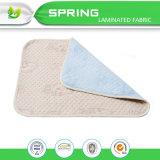 La Incontinencia Underpads reutilizables y lavables, diseño innovador de la capa de 4