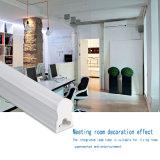 Calidad integrada caliente 9W del proyecto del tubo de la lámpara del corchete del vendedor 600mmt5. Tubo fluorescente del LED