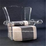 Ясная софа Acrylic плексигласа