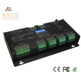 DMX512 bit do decodificador 8CH*10A 8bit/16