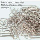 Níquel Boat-Shaped clips de papel