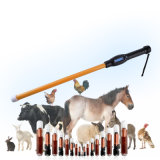Leitor animal Multifunctional da forma RFID de Rod para o pasto
