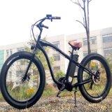 2016 جديدة أسلوب دراجات كهربائيّة مع إطار العجلة سمينة