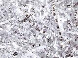 El papel de color sólido mayorista destruir por destruir el papel de llenado caja de regalo