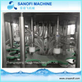Máquina de rellenar del agua automática del barril para 5 galones