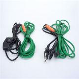 Câble chauffant en PVC pour l'usine-chaleur du sol dans l'usine chinoise