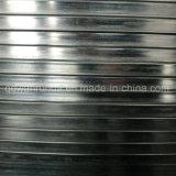 Verzierung-/Zaun-/Möbel-/Reklameanzeige-Gebrauch galvanisiertes Stahlrohr