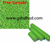 Green Masterbatch for Medical Plastic Container/Products