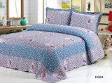 Настраиваемые Prewashed прочного удобные кровати стеганая 1-х покрывалами Coverlet для 79