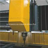 Double broche machine de forage CNC