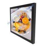 """17"""" pantalla LCD táctil de infrarrojos todo-en-uno de los monitores para la red de publicidad"""