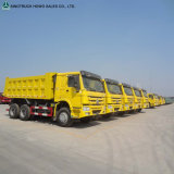 Sinotruk HOWOの頑丈なダンプのダンプのダンプカートラック