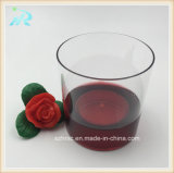 Petite verrerie en verre de oscillation de barre de whiskey de cristal au plomb