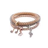 Juwelen van de Armband van de Armband van de Diamant van Zircon van de manier Multilayer