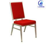販売快適なファブリッククッションの宴会の椅子