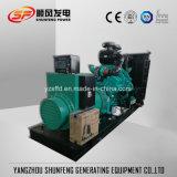 Water-Cooled 160 ква 128 квт электрической мощности генератора дизельного двигателя Cummins