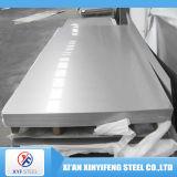 Roestvrij staal 304 310S de Staalplaat van de Rang