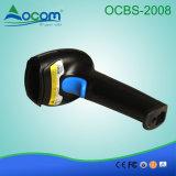 Ocbs-2008-Oの1d/2Dバーコードのための手持ち型のバーコードのスキャンナーはなしの自動スキャンするか、または立つ