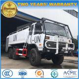 6X6 VEÍCULO Água 10 toneladas de exportação de caminhões de sprinklers para Un