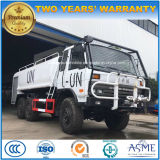 6X6水トラック国連のためのエクスポート10トンのスプリンクラーのトラックの
