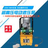 Pomp van de Controle van de voet de Hydraulische Elektrische voor de Hulpmiddelen van de Bouw