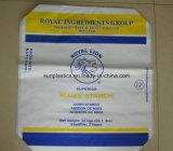 Мешок сплетенный BOPP для удобрения, животного питания, и еды Ingredents