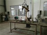 Обслуживание изготовления продуктов заварки металла оцинкованной жести робототехническое