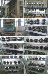 Chambre T30/30dp, T24/30dp, T20/24dp, T24/24dp, T16/24dp de frein à disque