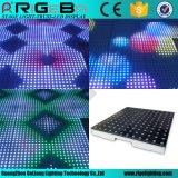 12*12 píxeles /8*8pixeles LED Portátil Piso sensible