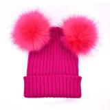 [ركّوون] فروة [بوم/فور] [بومبوم]/فروة [بوم] لأنّ [بنيس] قبعات