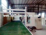 CNC van Hengkun de Scherpe Machine van de Spons van het Mes van de Ring met Horizontaal Mes