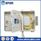24 Núcleos FTTH exterior da caixa de terminais de fibra óptica com boa qualidade