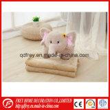 ليّنة فيل لعبة وسادة مع غطاء