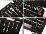 58PCS CRV Chaves de soquetes de lado o conjunto de ferramentas para a promoção automática