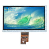 7 ``écran tactile d'option du module 800X480 RVB 40pin 300CD/M2 de TFT LCD