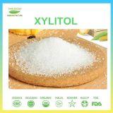 La FDA ha certificato il xilitolo sostitutivo del dolcificante dello zucchero per i diabetici