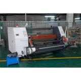 Ordinateur portable de haute précision du rouleau de papier le refendage rembobinage de la machine