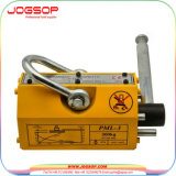 Levantador manual del imán permanente/levantador magnético permanente/imán de elevación permanente