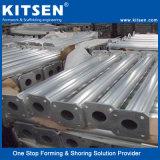 De Levering van de fabriek Geen Losse Steun van het Aluminium van Componenten