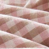 アパートの綿の糸は方法サテンシートセットを染めた