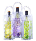 Soem-Belüftung-Bier-Wein-Griff Isoliereis-Kühlvorrichtung-Beutel