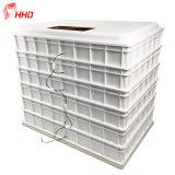 セネガル600PCSの鶏の定温器の販売のための大きい卵の定温器