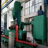Производственная линия машина баллона LPG съемки технологического оборудования тела взрывая