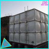 GRP réservoir d'eau du réservoir de stockage de l'eau rectangulaire en PRF