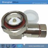 Conector DIN de RF (L29) Ángulo Recto conector macho 1/2