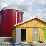 Contenedores de 50kw de cogeneración biogás en la República Checa