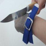 Перчатки сейфа Butcher сетки металла нержавеющей стали Анти--Вырезывания