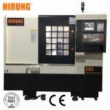 수평한 CNC 선반, 포탑 선반 기계, CNC 도는 기계 CNC 기계로 가공 (E35/45)